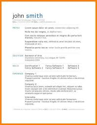 high graduate resume template microsoft word 8 graduate resume template microsoft word