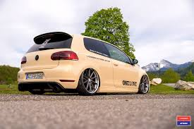 volkswagen gti custom 2003 transformation with style debadged vw golf gti rocking matte