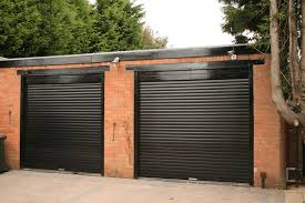 Security Garage Door by Rsg7000 Electrically Operated Security Roller Garage Doors Fitted