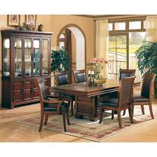 coaster furniture 3635 westminster double pedestal dining table in