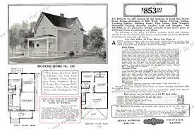 sears modern home no 135 oklahoma houses by mail