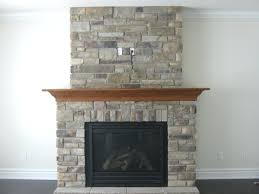 interior design stone fireplace designs walls contemporary