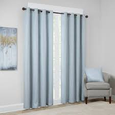Blue Window Curtains Periwinkle Blue Curtains Wayfair