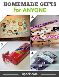 homemade gift ideas for kids mom dad friends and more
