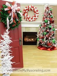 20 best christmas trees peppermint twist images on pinterest