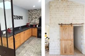 cuisine flash but charming decoration mur exterieur maison 12 cuisine equipee