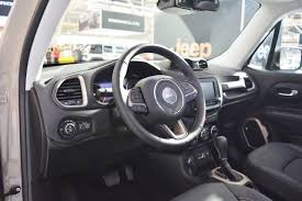jeep interior 2017 jeep renegade desert hawk interior at 2016 bologna motor show
