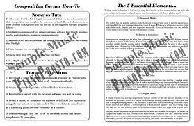 composition corner writing workbook for beginners workbook