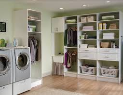 Laundry Cabinet With Hanging Rod Laundry Room Hanging Rod Laundry Room Traditional With Caesarstone