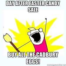 Chocolate Meme - after easter chocolate dank christian memes