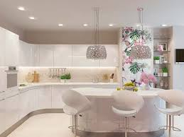 beautiful kitchen ideas pictures most beautiful white kitchen design ideas 2016