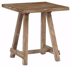 rustic end tables cheap amazon com ashley furniture signature design vennilux end table