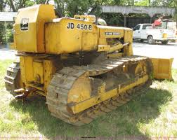 john deere 450b dozer item f7468 sold september 11 cons