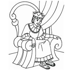free printable coloring pages of king david coloring pages ideas