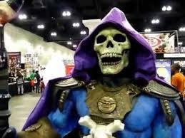 Skeletor Halloween Costume Talking Skeletor 2014 Stan Lee U0027s Comikaze Expo