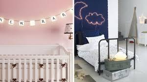 guirlande lumineuse chambre bébé 4 idées pour installer une guirlande lumineuse dans une chambre