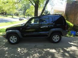 black 2005 jeep liberty sell used 2005 jeep liberty limited sport utility 4 door 3 7l