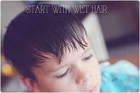 diy haircuts guy diy boys haircut