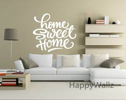 home sweet home decoration home sweet home family quote wall sticker decorating diy family home