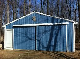 corkins construction portfolio page pole barns sheds
