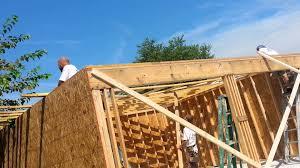building a 2 car garage 2 car garage build diy 1 youtube