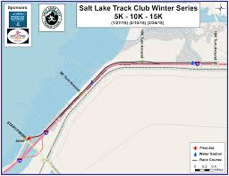 Road America Track Map by 40th Annual Winter Series U2013 Salt Lake City Track Club