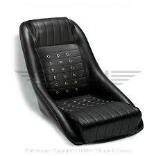 vintage siege gt4 seat all vinyl for vintage cars