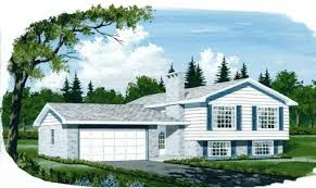 split level house plan 17 images side split house plans building plans