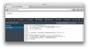 Coffeescript Map Debugger Firefox Tools Für Webentwickler Mdn