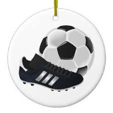 soccer ornaments keepsake ornaments zazzle