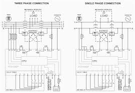 automatic transfer switch wiring diagram carlplant bright ansis me