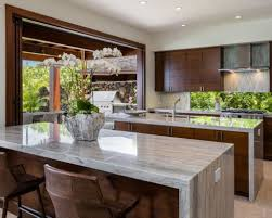 kitchen island styles tropical kitchens