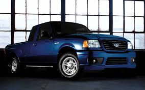1998 2010 ford ranger pre owned truck trend
