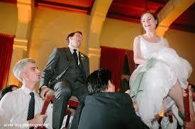 Jewish Wedding Chair Dance Anna Wu Photography San Francisco Wedding Photographer Fine