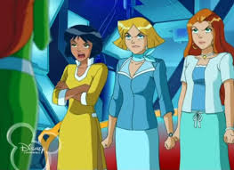 totally busted totally spies wiki fandom powered wikia