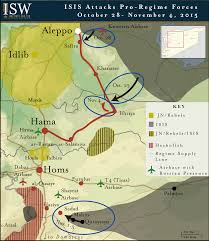 Palmyra Syria Map by Isw Blog Russia Repositions Military Assets In Syria As Isis