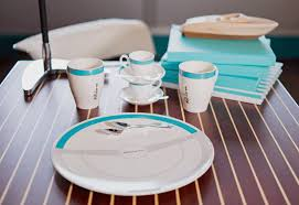 Nautical Themed Dinnerware Sets - villeroy u0026 boch launches nautical themed tableware collection
