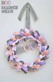 Halloween Wreath Ideas Front Door 687 Best Diy Wreaths Group Board Images On Pinterest Summer