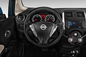 nissan sedan 2016 interior 2015 nissan versa note reviews and rating motor trend