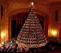 singing christmas tree travel channel to singing christmas tree concert for upcoming