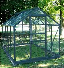 destockage serre de jardin chalet jardin boutique serre de jardin en verre 106 verte