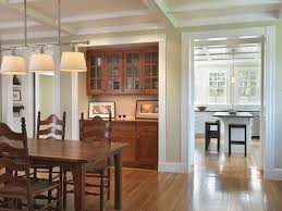 Buffet Kitchen Island Built In Buffet Design Ideas Dining Room Traditional With Pendant