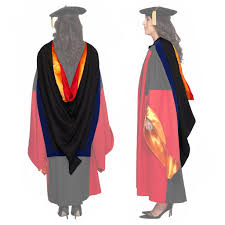 academic hoods stanford phd all field of study degree colors in stock
