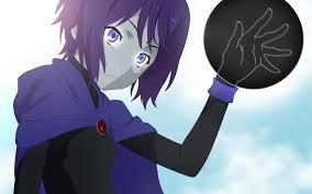 young raven anime teen titans wallpaper sgcassidy deviantart