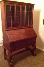 Wood Secretary Desk by What U0027s It Worth Readers Send In Treasures To Be Evaluated Photos
