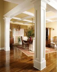 interior columns for homes best 25 kitchen columns ideas on exposed brick