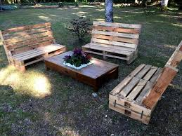 Outdoor Furniture Made From Pallets by Diy Pallet Outdoor Furniture Remodeling Pallet Furniture Diy