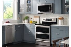 kitchen range design ideas with a microwave tech life samsung