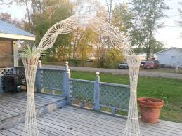 wedding arches ottawa white wedding arch to rent nepean ottawa