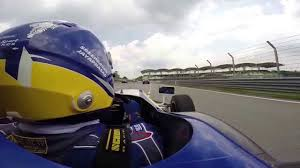 formula 4 isyraf danish formula 4 on michelin pilot sport experience sepang youtube